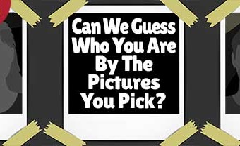 Can We Guess Who You Are By The Pictures You Pick?