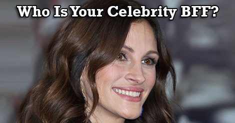 Who is my celebrity bff quiz