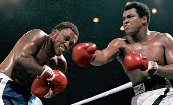 Which boxing legend are you?