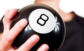 What's your Magic 8 Ball answer?