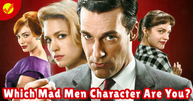 Which Mad Men Character Are You Quiz Social