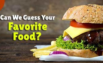 Can We Guess Your Favorite Food?