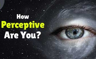 How Perceptive Are You?