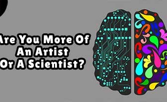 Are You More Of An Artist Or A Scientist?