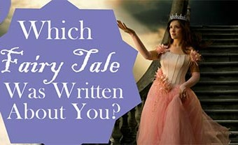 Which Fairy Tale Was Written About You?