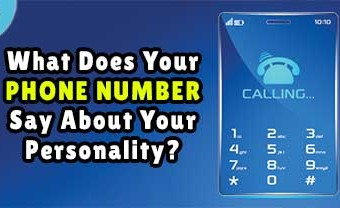 What Does Your Phone Number Say About Your Personality?