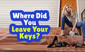 Where Did You Leave Your Keys?