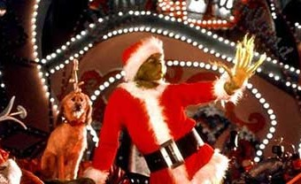 Are You More Like The Grinch or Santa?