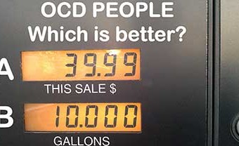 What Level Is Your OCD?