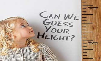 Can We Guess Your Height?