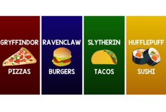 Which Harry Potter House Do You Belong In Based On Your Favorite Foods?