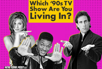 Which '90s TV Show Are You Living In?