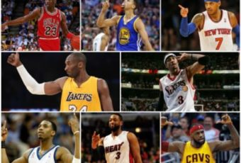 Who is Your NBA Personality Twin?