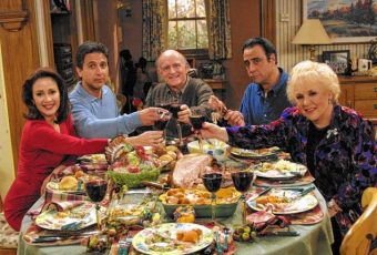 Which Famous TV Family Will You Be Spending Thanksgiving With?
