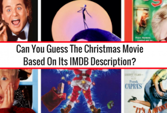 Can you match the Christmas Movie to its IMDB description?