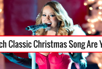 Which Classic Christmas Song Are You?