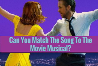Can You Match the Song to the Movie Musical?
