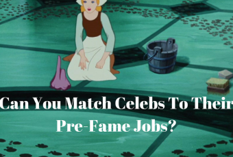 Can You Match Celebs To Their Pre-Fame Jobs?