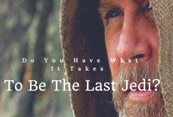 Do You Have What It Takes To Be The Last Jedi?