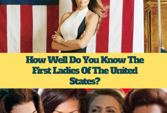 How Well Do You Know The First Ladies Of The U.S.?