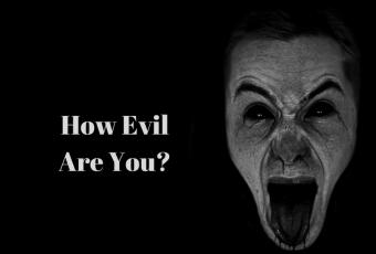 How Evil Are You?