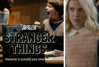 Which Stranger Things Kid Is Actually Your Inner Child?