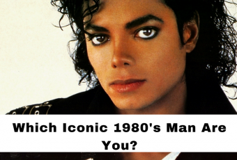 Which Iconic 1980's Man Are You?