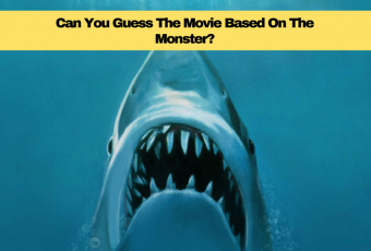 Can You Guess The Movie Based On The Monster?