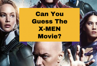 Can You Guess The X-Men Movie By A Single Shot?