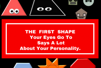 The First Shape Your Eyes Go To Says A Lot About Your Personality