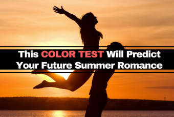 This Color Test Will Predict Your Future Summer Romance