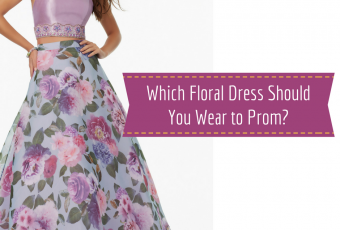 Which Floral Dress Should You Wear to Prom?