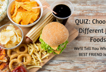 Choose Six Different Junk Foods & We'll Tell You What Your Best Friend Is Like