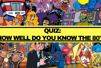 How Much Do You Know About The 1980's?