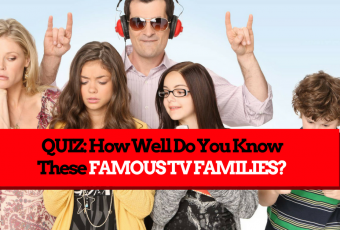 How Well Do You Know These Famous TV Families?