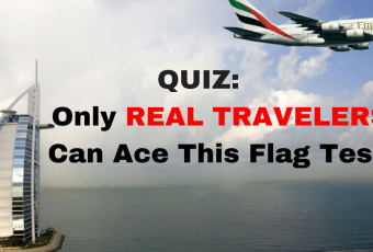 Only Real Travelers Can Ace This Flag Test