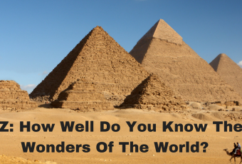 How Well Do You Know These Wonders Of The World