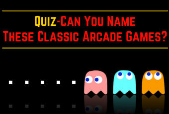 Can You Name These Classic Arcade Games?