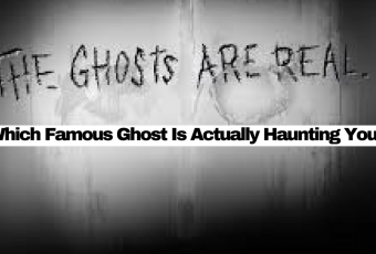 Which Famous Ghost Is Actually Haunting You?
