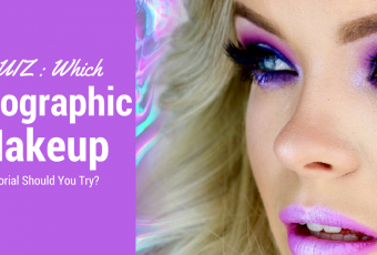Which Holographic Makeup Tutorial Should You Try?