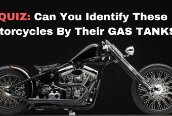 Can You Identify These Motorcycles By Their Gas Tanks?