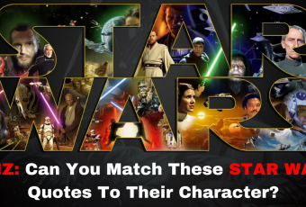 Can You Match These Star Wars Quotes To Their Character?