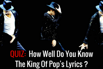 How Well Do You Know The King Of Pop's Lyrics?