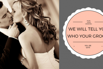 Plan Your Wedding and We'll Tell You Who Your Groom Will Be.