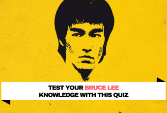 Test Your Bruce Lee Knowledge With This Quiz