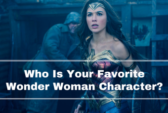 Who Is Your Favorite Wonder Woman Character?