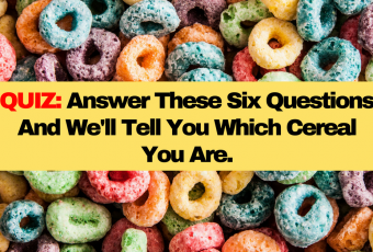 Answer These Six Questions And We'll Tell You Which Cereal You Are
