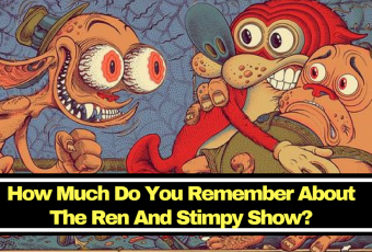How Much Do You Remember About The Ren And Stimpy Show?