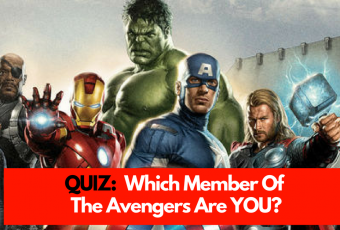 Which Member of The Avengers Are You?