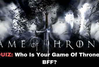 Who is your Game of Thrones BFF?